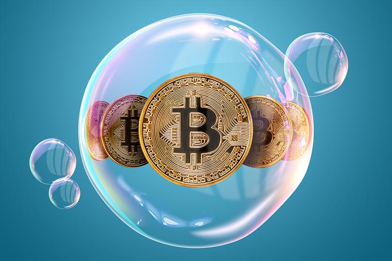 Биткоин – пузырь или нет?