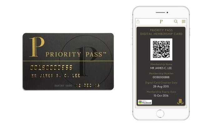 Что такое виртуальная карта Priority Pass