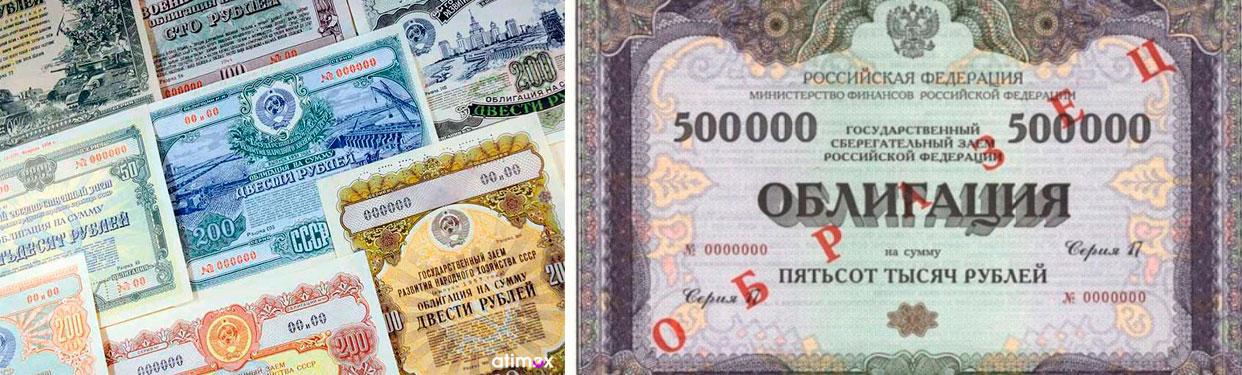 Виды облигаций ОФЗ